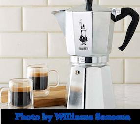 Bialetti Moka Coffee Maker Grandpa Cooks